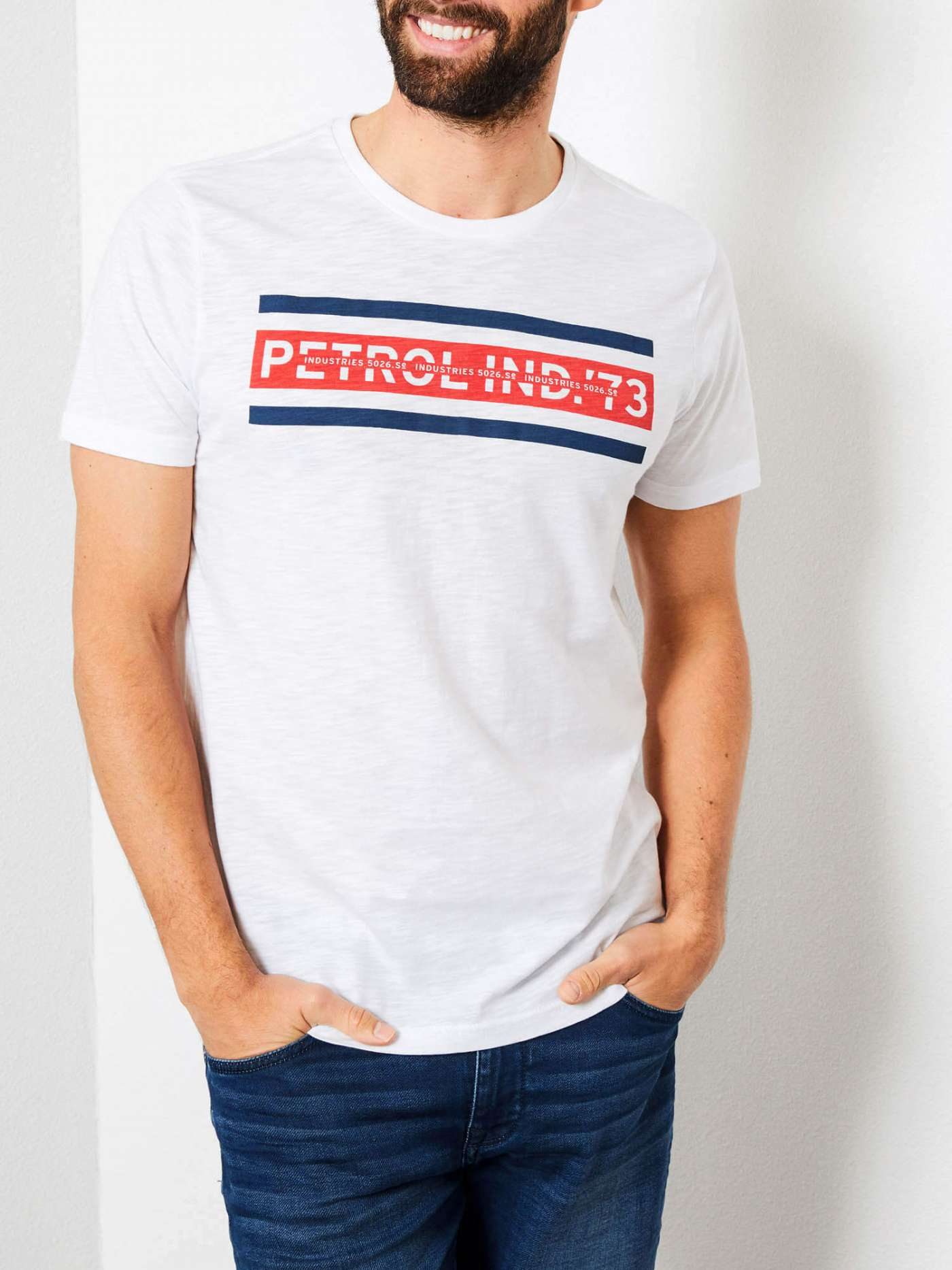 Petrol artwork T-Shirt