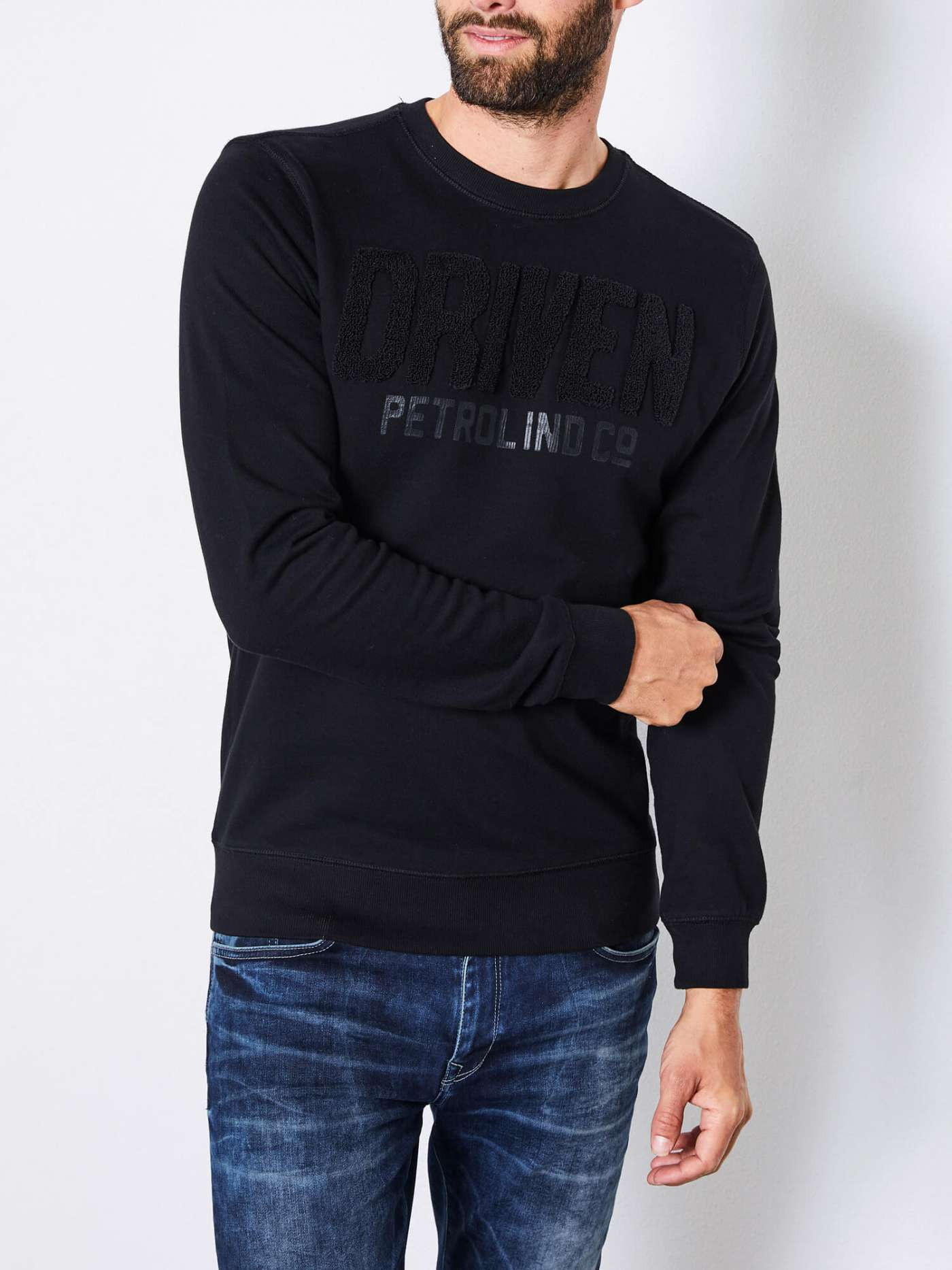 Basic Driven Pullover