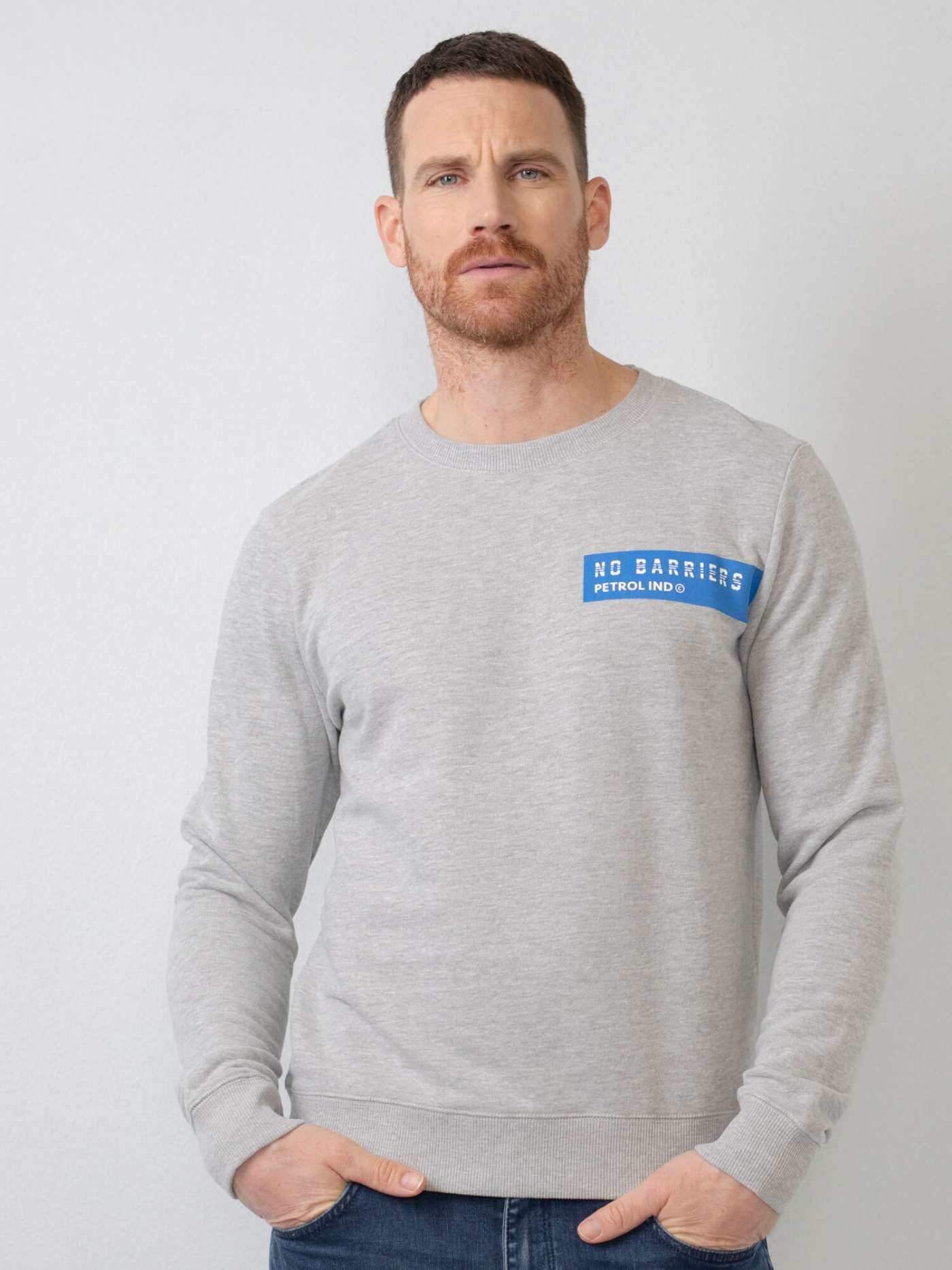 No Barriers Sweater