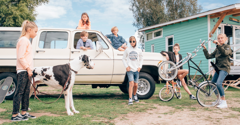 KIDS lookbook - SS19 | Petrol Industries | Official Online