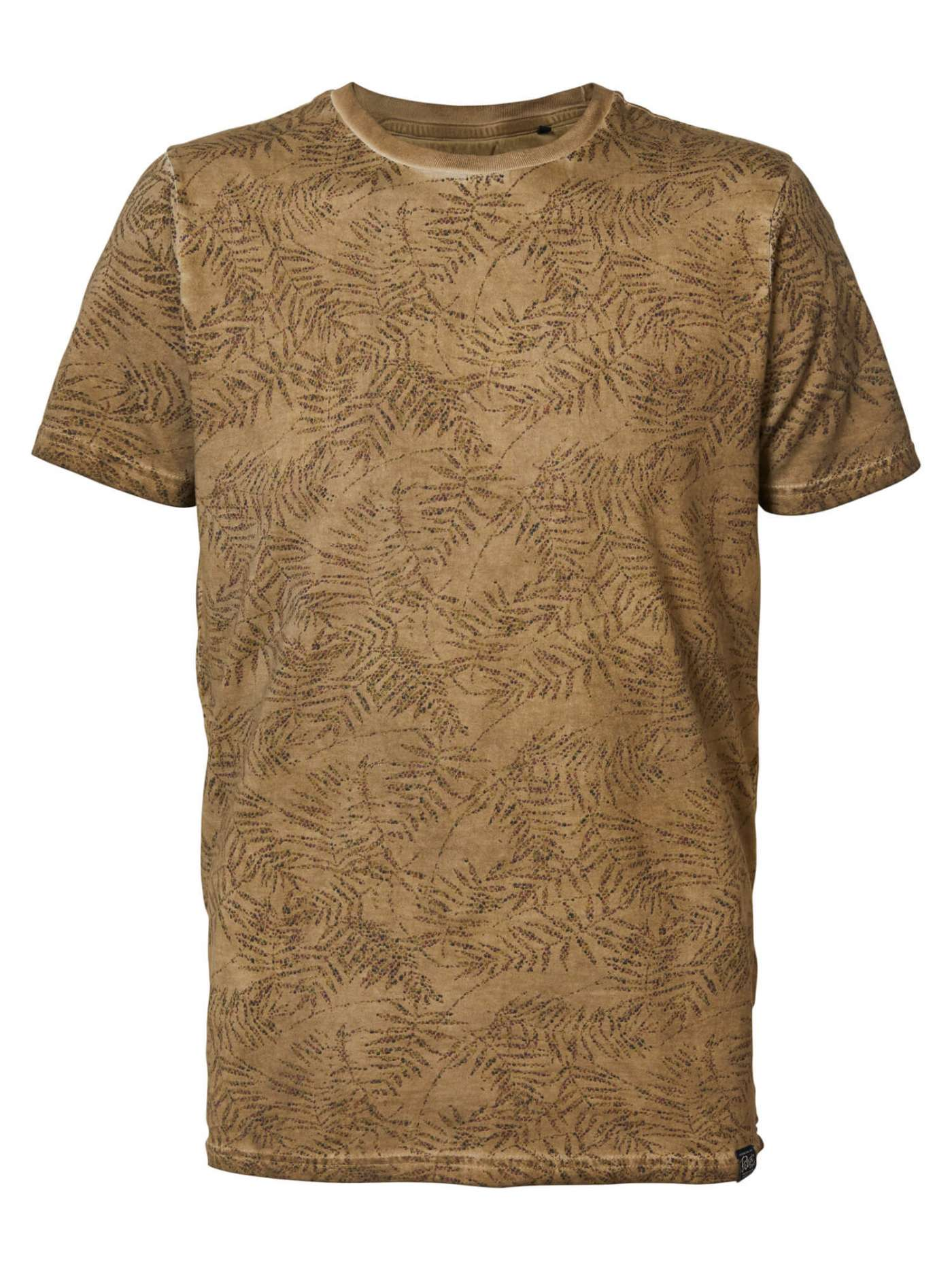 T-shirt with all-over print