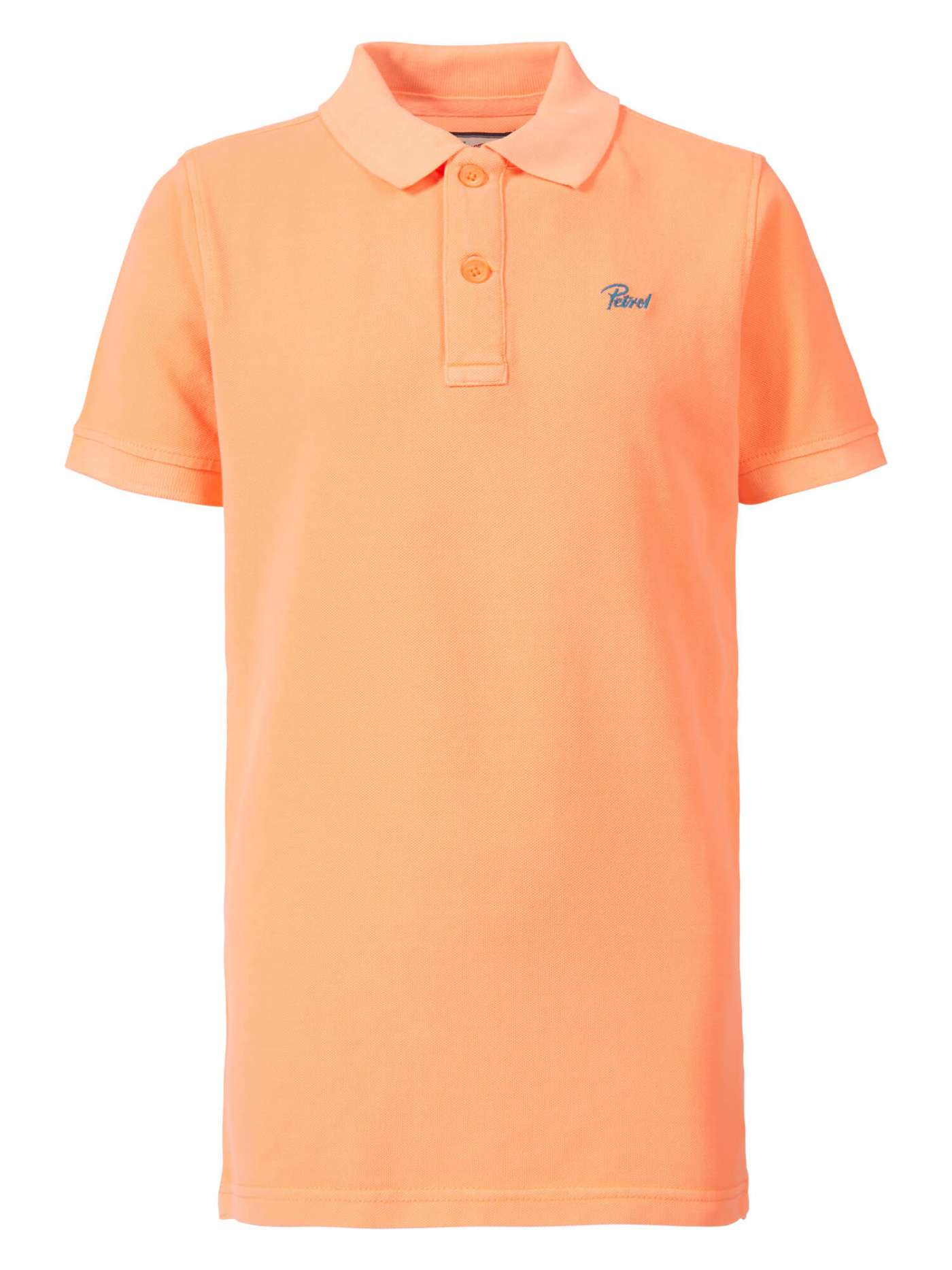 Polo Shirt Basic Logo